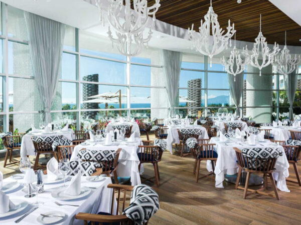 Grand Mayan Nuevo Vallarta Restaurants