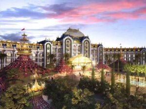Luxury Resorts Nuevo Vallarta Mexico