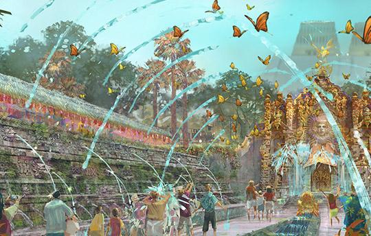 The Parks Cirque du Soleil Theme Park Puerto Vallarta
