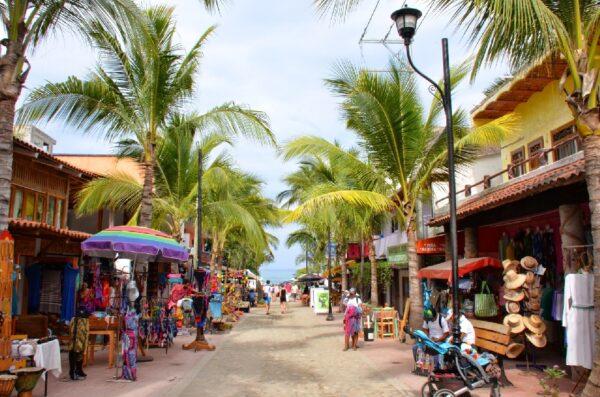 Where is Sayulita Nayarit Mexico