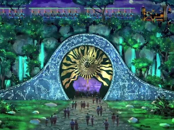 Cirque du Soleil Nuevo Vallarta