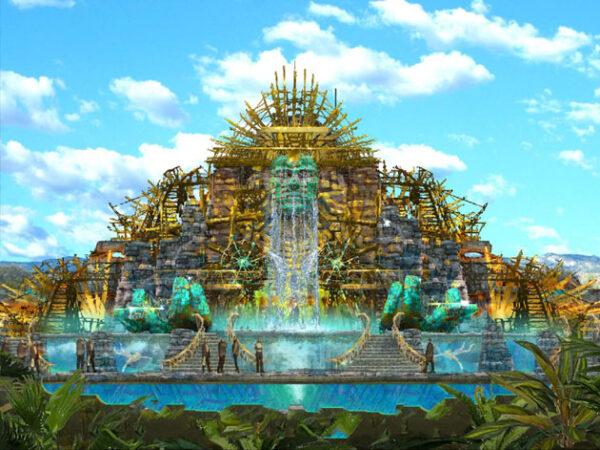 Cirque du Soleil Theme Park Nuevo Vallarta