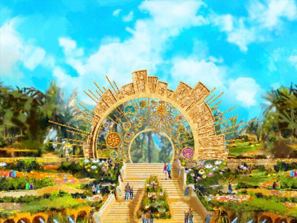 Cirque du Soleil Theme Park Opening