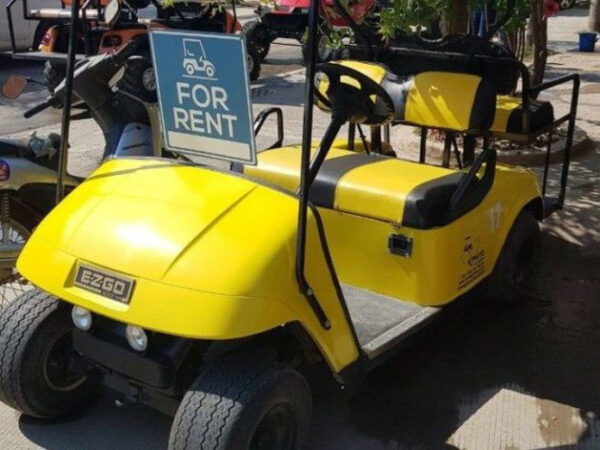 Golf Cart Rental Sayulita