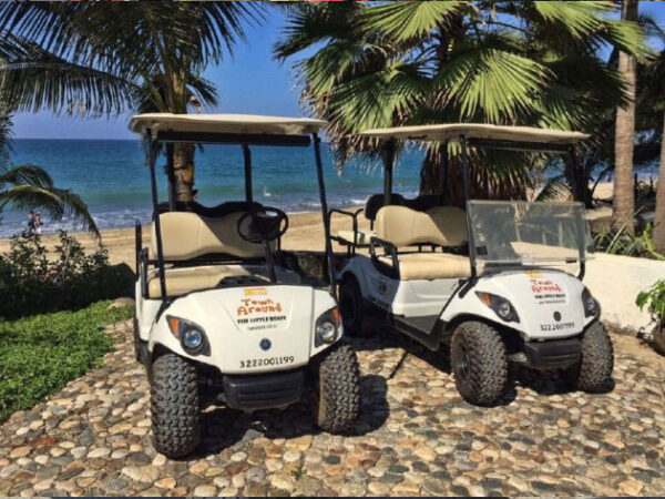 Golf Cart and Scooter Rental in Puerto Vallarta
