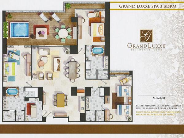 Grand Luxxe Nuevo Vallarta 2 Bedroom Suite