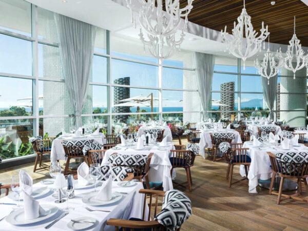 Grand Luxxe Nuevo Vallarta Meal Plan