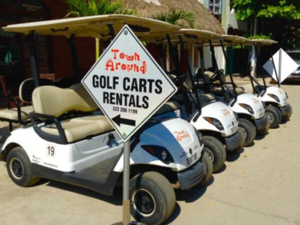 Sayulita Golf Cart Rental