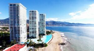 The Peninsula Towers Condos for Rent Puerto Vallarta