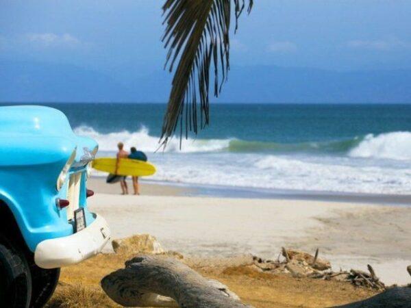 Punta de Mita Mexico Surfing