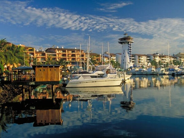 Marina Boardwalk Puerto Vallarta