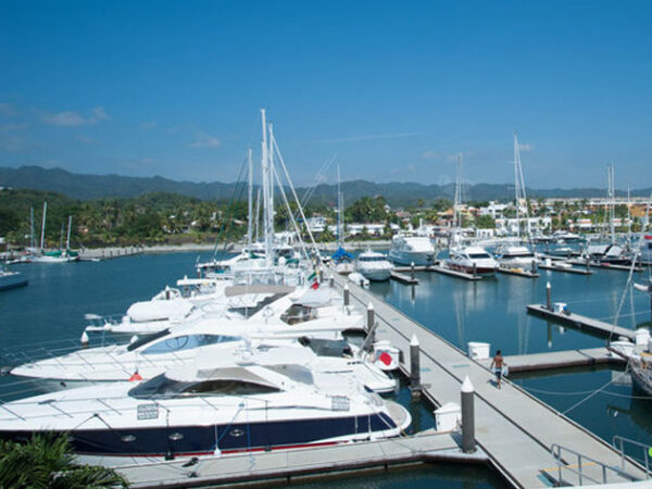 Marina Riviera Nayarit at La Cruz