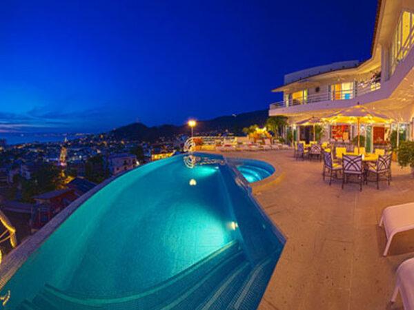 Puerto Vallarta Holiday Beach Rentals Zona Romantica