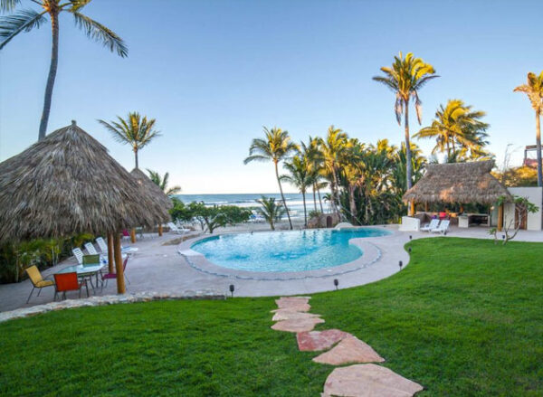 Sayulita Hotels On The Beach